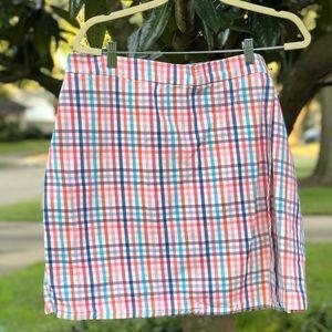 Talbots Plus Size Cotton Skort